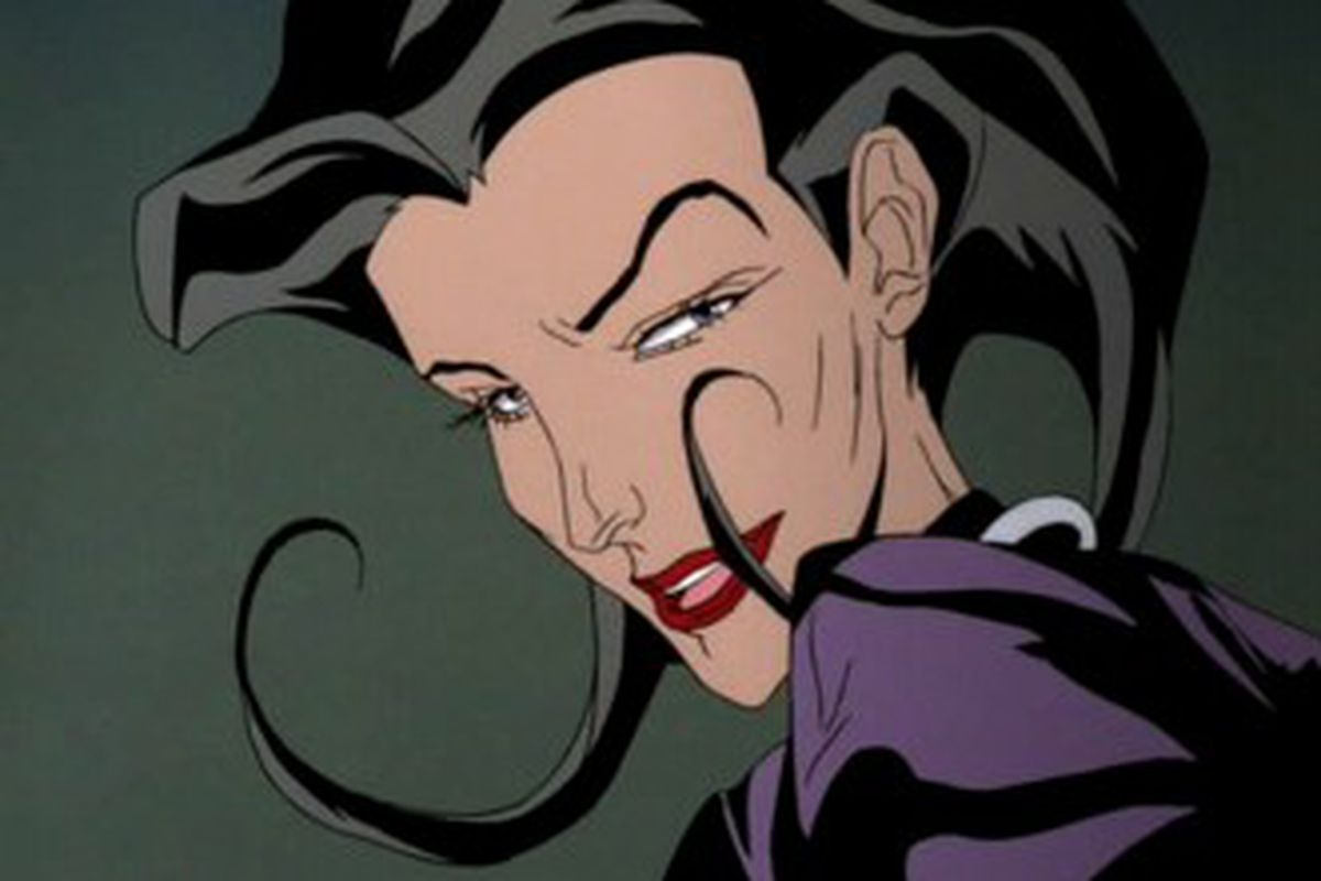 Aeon Flux, fluxing!