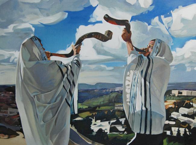 """""""Shofarot"""" by Roee Yossef Suffrin"""